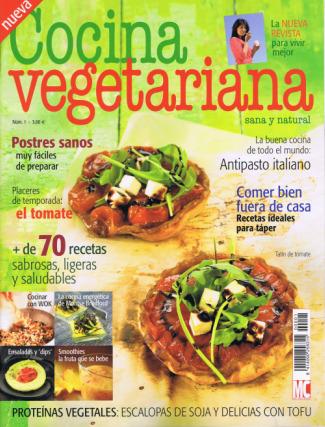 for Cocina vegana gourmet