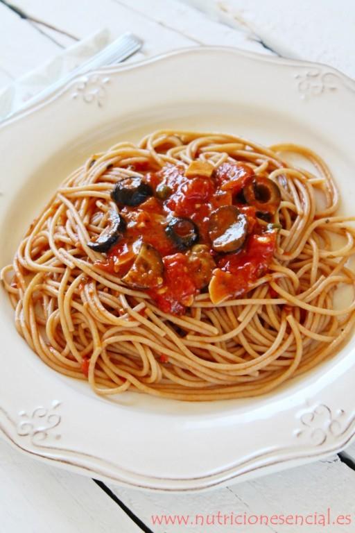 espaguetis segunda