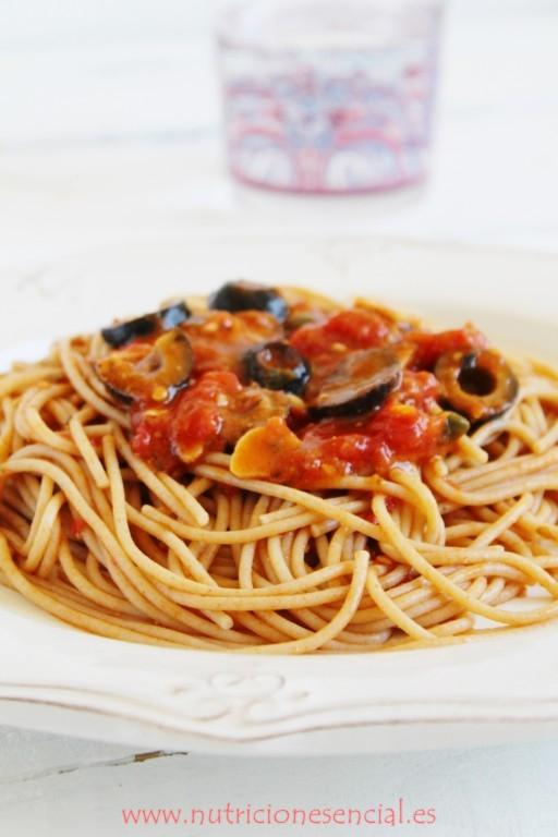 espaguetis tercera