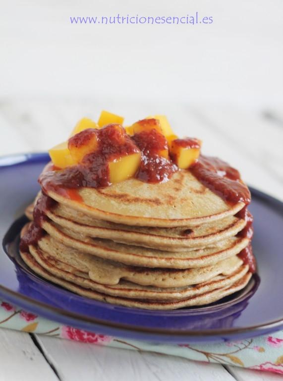 pancakes segunda