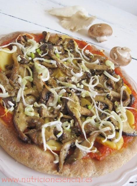 pizza setas cuarta