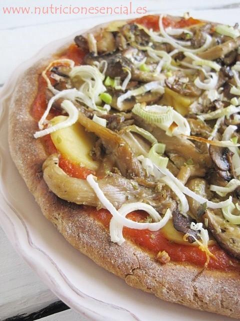 pizza setas primera