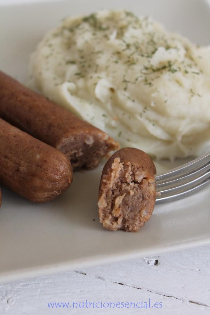 salchichas sin gluten