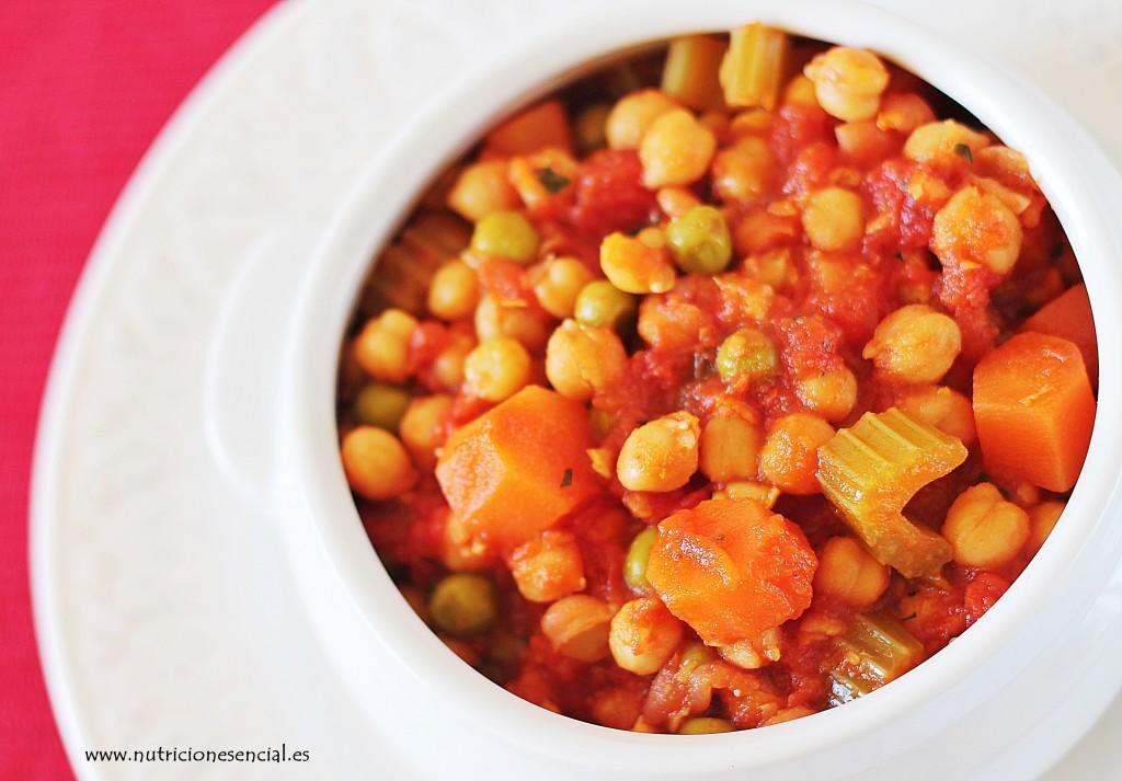 garbanzos con tomate2