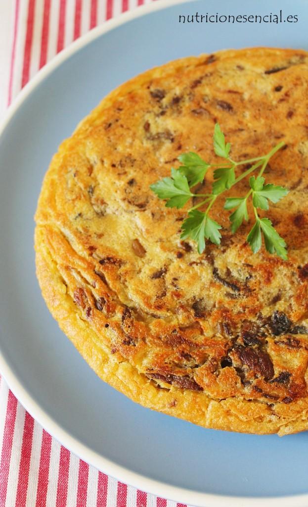 tortilla setas