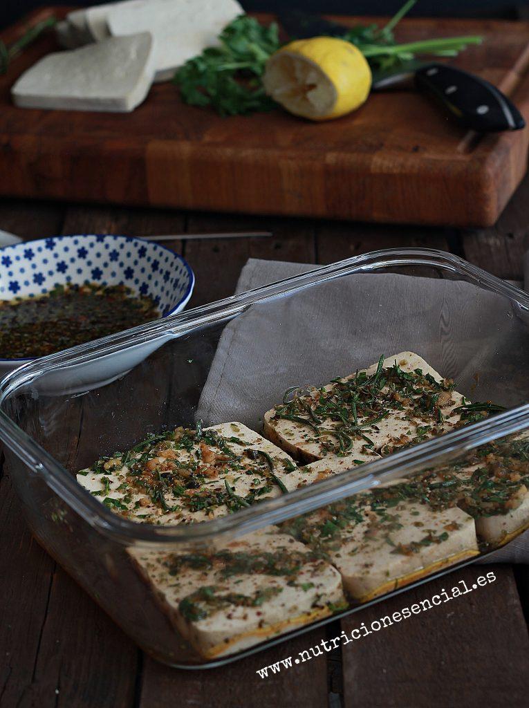 tofu en papillote2