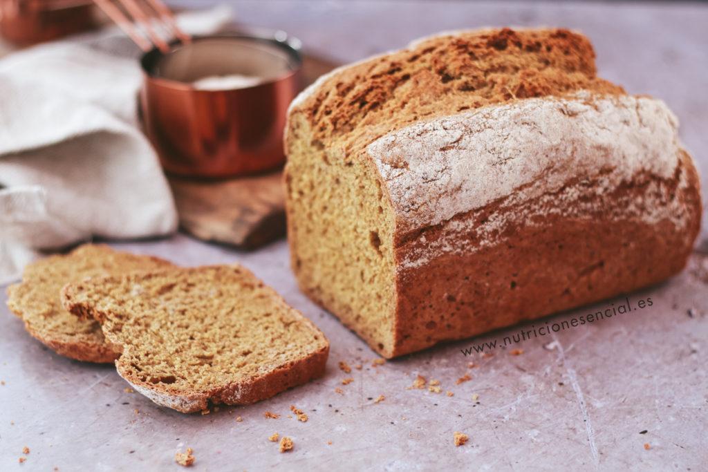 Un pan rápido, sin levadura ni amasado